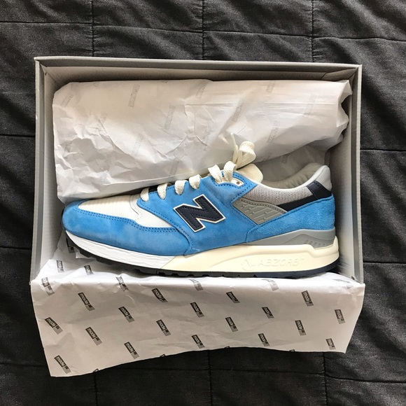 New Balance Other - J Crew x New Balance 998 (Made in the USA)